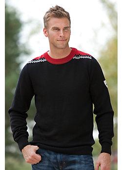 Rodkleiva Merino Wool Pullover