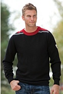 Men's Rodkleiva Merino Wool Pullover