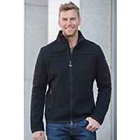 Men's Colorado Norwegian Wool Knitshell Jacket, F-Black, Size Large (42-44) Western & Country