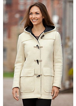 Women's Oslo Wool Duffle Coat