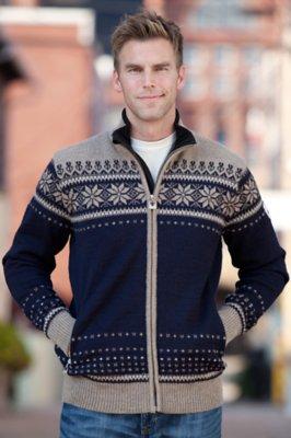 Dale of Norway Ulriken Wool Sweater Jacket