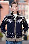 Dale of Norway Ulriken Wool Sweater Jacket