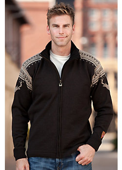 Men's Hjort Norwegian Wool Jacket