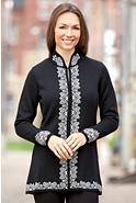 Maud Merino Wool Jacket