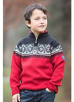 Children's St. Moritz Merino Wool Sweater