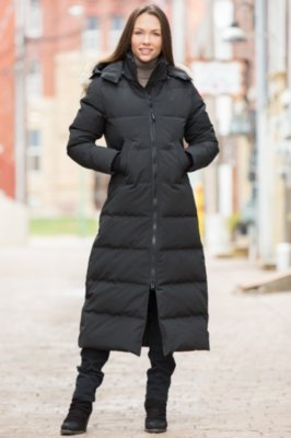 Canada Goose Mystique Down Parka with Coyote Fur Trim