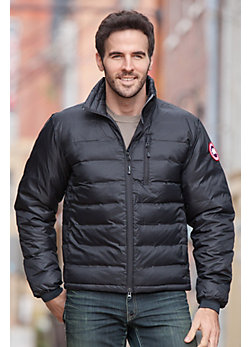 Men's Lodge Canada Goose Down Jacket