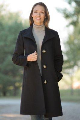 Newport Loro Piana Wool Coat
