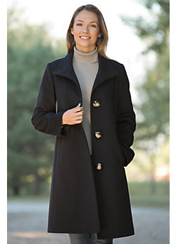 Newport Loro Piana Wool Coat