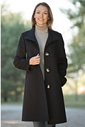 Women's Newport Loro Piana Wool Coat