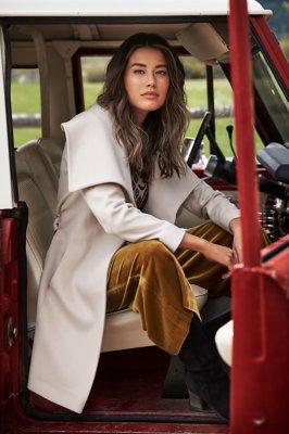 Sonoma Loro Piana Wool Coat