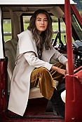Women's Sonoma Loro Piana Wool Coat
