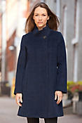 Women's Ilana Alpaca-Blend Wool Coat