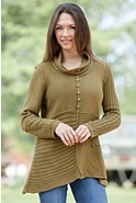 Asia Handmade Cotton Pullover Sweater