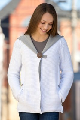 Studio Classic Handmade Cotton Hoodie Sweater
