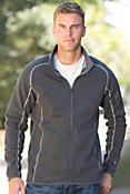 Men's Kuhl Scandinavian Full-Zip Fleece Jacket