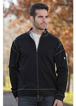 Men's Kuhl Team Full-Zip Merino Wool Jacket