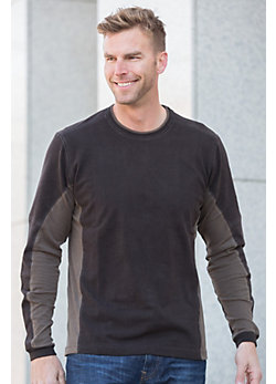 Men's Kuhl Kontendr Organic Cotton Pullover