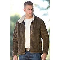 Men's Kuhl Jak Rabbit Fleece Jacket, Brown, Size Medium (40-42) Western & Country