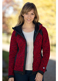 Women's Kuhl Ferrata Wool-Blend Sweater Jacket