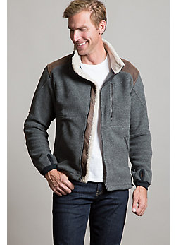 Men's Kuhl Alpenwurx Fleece Jacket