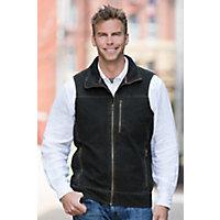 Men's Kuhl Burr Cotton Canvas Vest, ESPRESSO