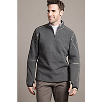 Kuhl Thor 1/4-Zip Fleece Pullover, GRAPHITE, Size Large (42-44)