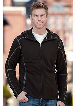 Men's Kuhl Revel Fleece Hooded Jacket
