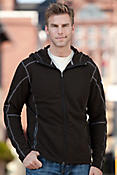 Men's Kuhl Revel Hooded Fleece Jacket
