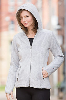 Kuhl Alto Hooded Fleece Jacket