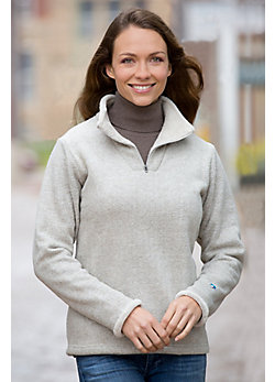 Women's Kuhl Ingrid 1/4-Zip Fleece Pullover
