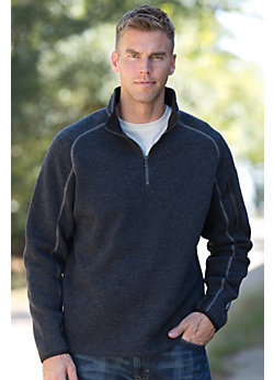 Men's Kuhl Thor 1/4-Zip Fleece Pullover