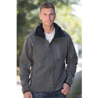 Men's Kuhl Thor Full-Zip Fleece Hoodie, Graphite, Size Xlarge (46-48) Western & Country
