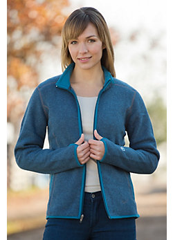 Women's Kuhl Tara Full-Zip Fleece Jacket