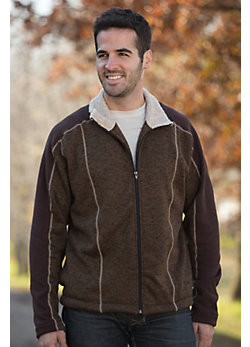 Men's Pinnacle Full-Zip Fleece Jacket