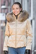 M. Miller Margot Down Parka with Raccoon Fur Trim
