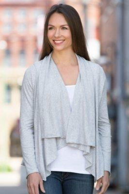 EZ Organic Cotton Cardigan Sweater