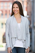 EZ Organic Cotton Cardigan