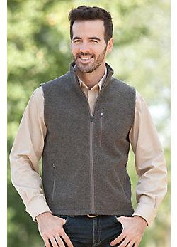 Men's Ibex Scout Merino Wool Vest