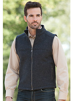 Men's Arlberg Merino Wool Vest