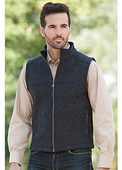 Men's Ibex Arlberg Merino Wool Vest