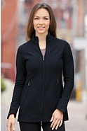 Women's Ibex Backbay Merino Wool Jacket