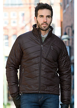 Men's Ibex Abbott Merino Wool Aire Jacket