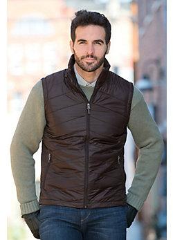 Men's Ibex Cameron Merino Wool Aire Vest