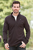 Men's Ibex Shak Lite 1/2-Zip Merino Wool Pullover