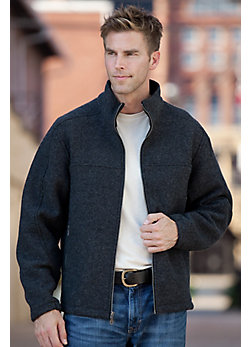 Men's Ibex Europa Australian Wool Jacket