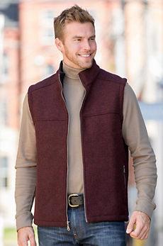 Ibex Arlberg Merino Wool Vest