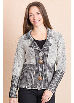 Delson Cotton Cardigan Sweater