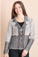 Women's Delson Handmade Cotton Cardigan Sweater