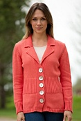 Women's Earth Cotton Blazer